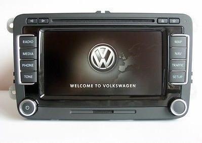 Volkswagen RNS 510 autoradio gps golf geneve