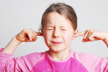 auffälliger Start von Misophonie