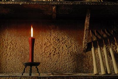 和ろうそくの炎の温度・ゆらぎ・明るさ・しくみを科学的に解明