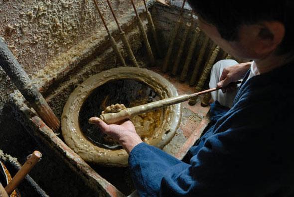 松井本和蝋燭工房 年末年始の営業時間について