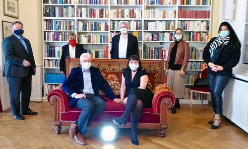 Kulturvilla bekommt den Heimatpreis 2019