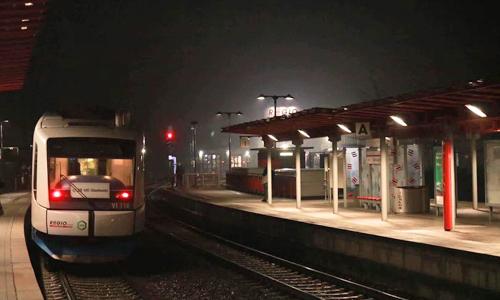 Erweiterung der Regiobahn nach Wuppertal