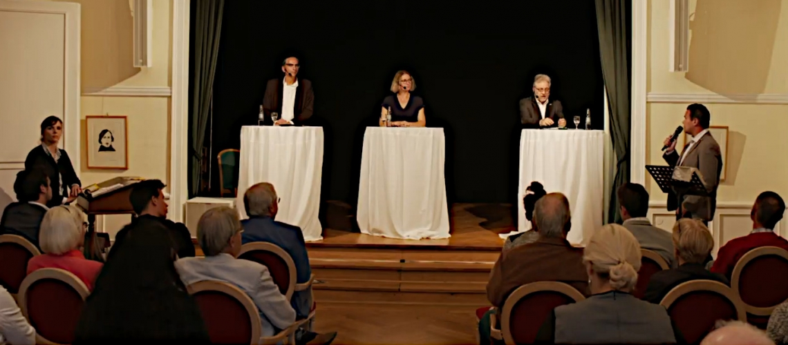Bürgermeisterkandidaten diskutierten über Kultur in Mettmann