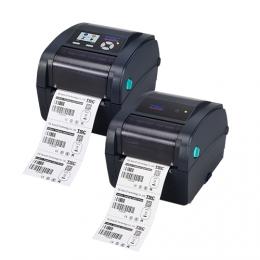 TSC TC200 Etikettendrucker