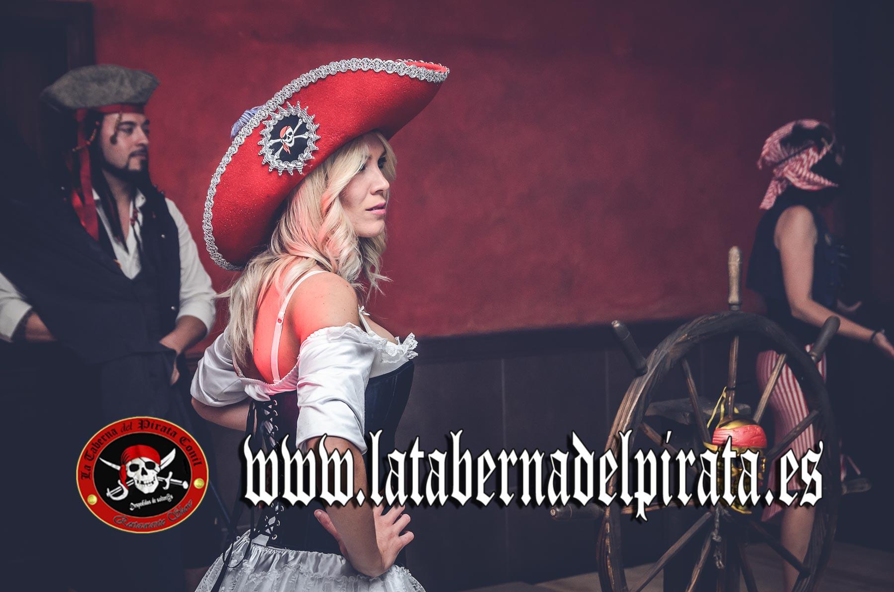 la taberna del pirata dinner show