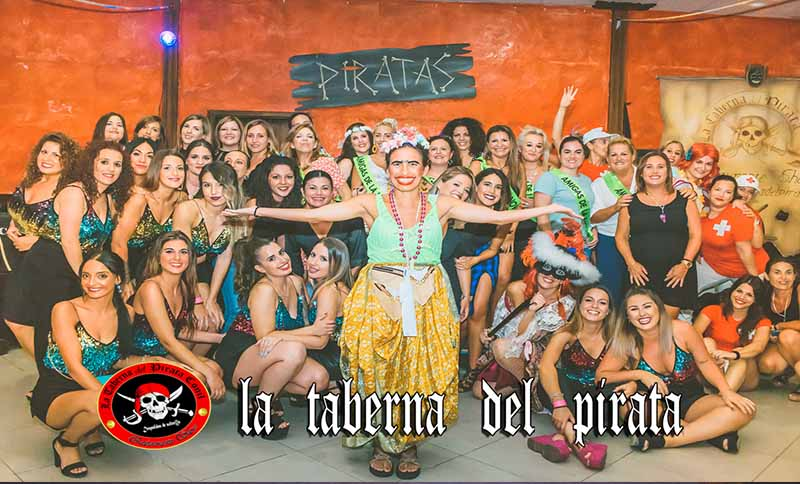 foto de grupo de chicas