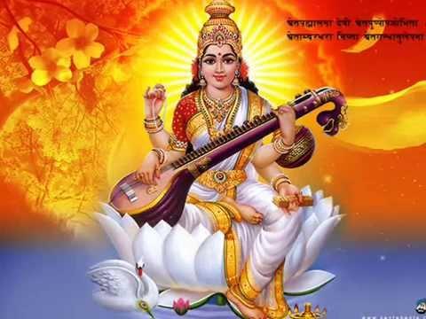 Sarswati - Déesse de la Connaissance et des Arts