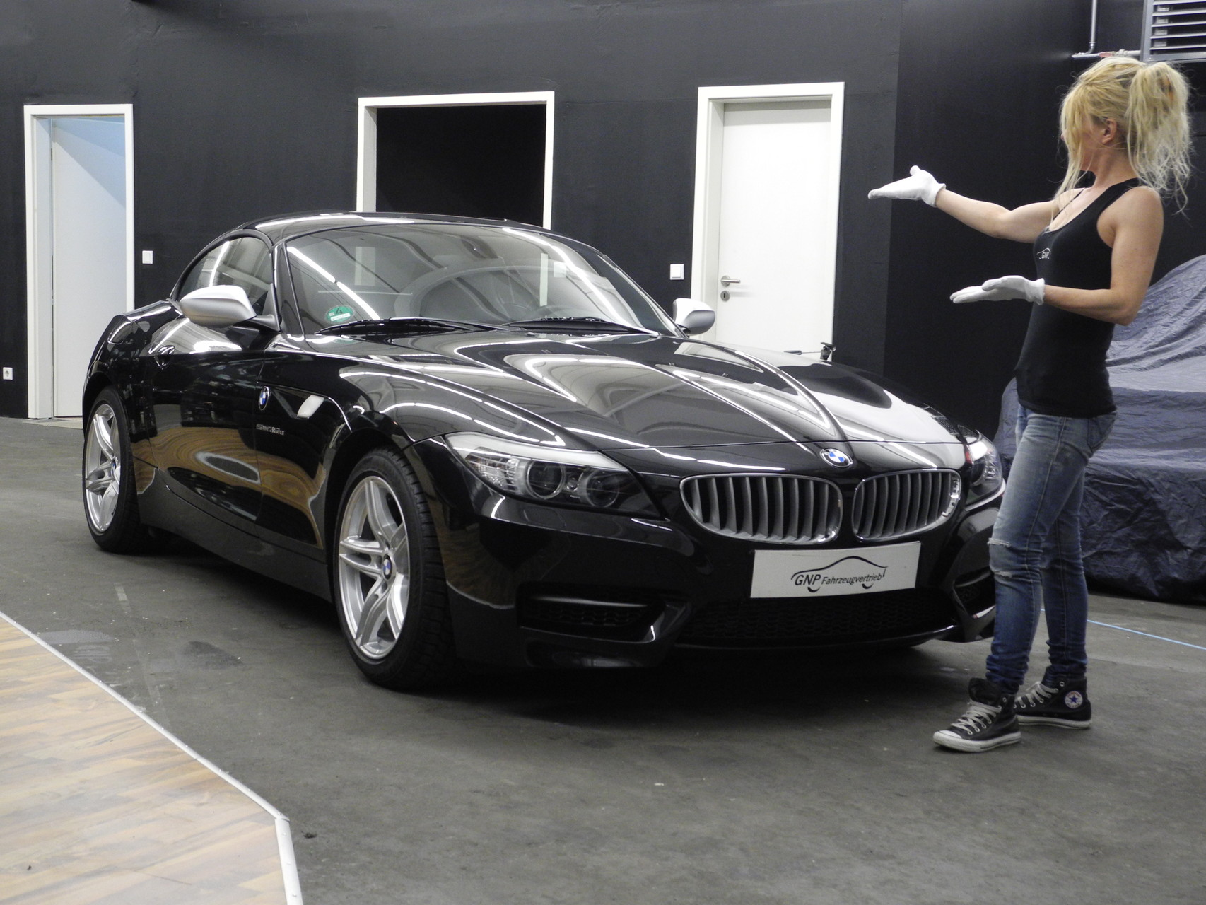 Leistungen  GNP Luxury Car Care
