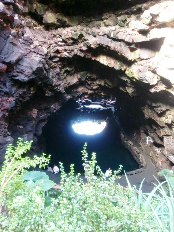 Höhle der weißen Mönche