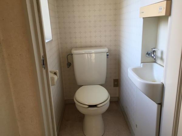 Before 2階トイレ