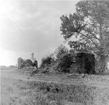 Ruines de la chapelle