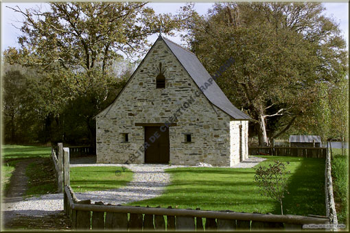 La chapelle du Trépas…