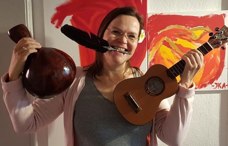 Podcast: Was macht die Kunst von Kea Martina Schwarzfeld