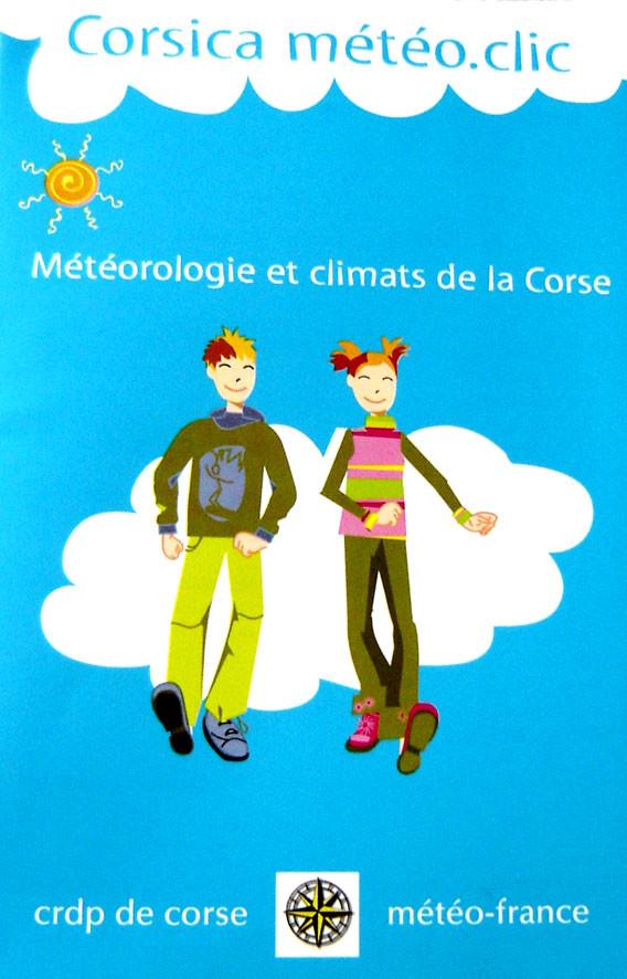 Corsicamétéo.clic CRDP de Corse