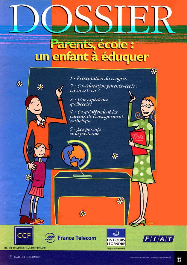 Famille et Education