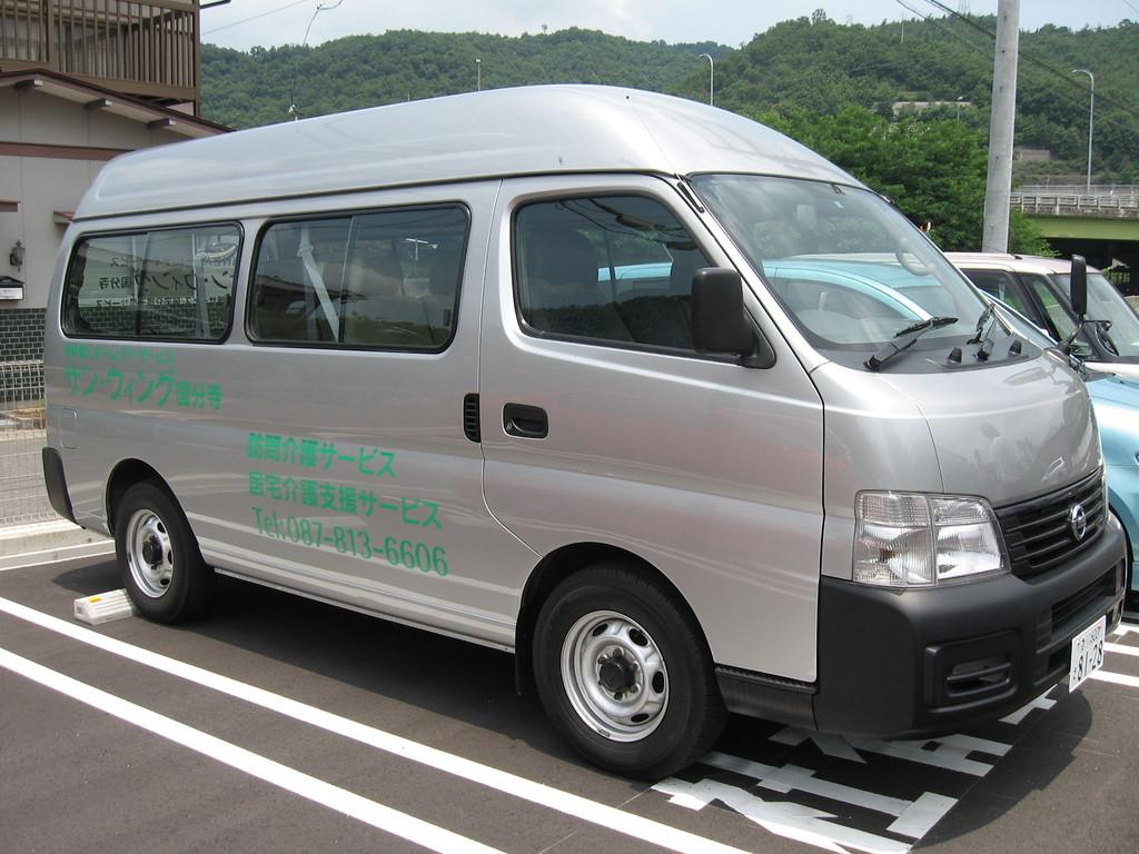 サンウィングの自動車3