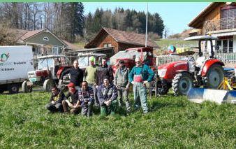 Biohofbesichtigung Mittelland