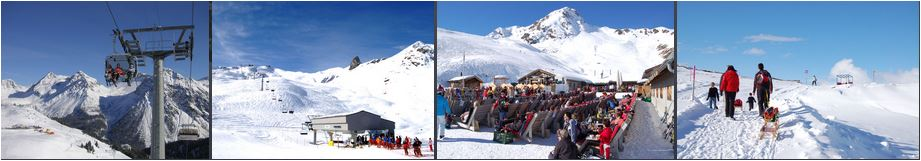 Skifahren mit Zug und Zug umweltbewusst anreisen in die Skigebiete Schweiz