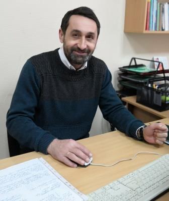 Мельник Олександр Миколайович, кандидат педагогічних наук, доцент