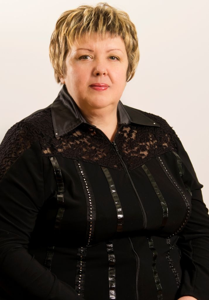 Нікулочкіна Олена Василівна, кандидат педагогічних наук, доцент, завідувач кафедри