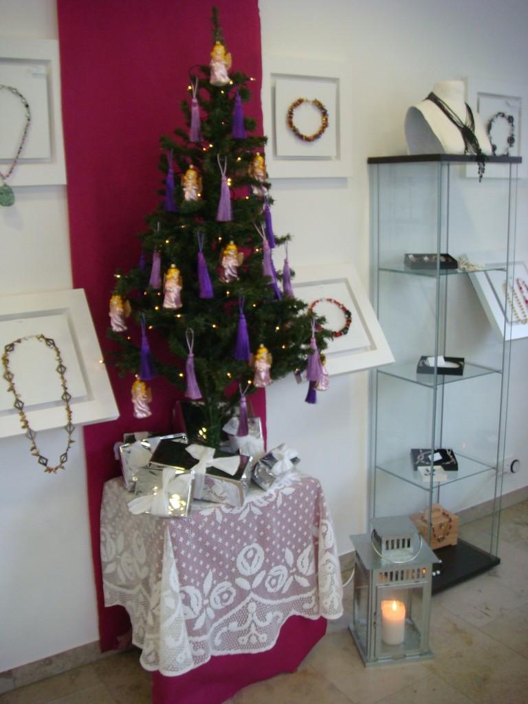 Weihnachten im Atelier