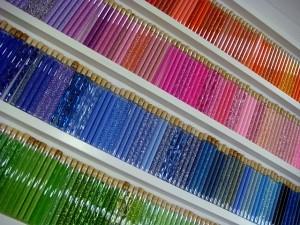 Rocailles-Farbvielfalt
