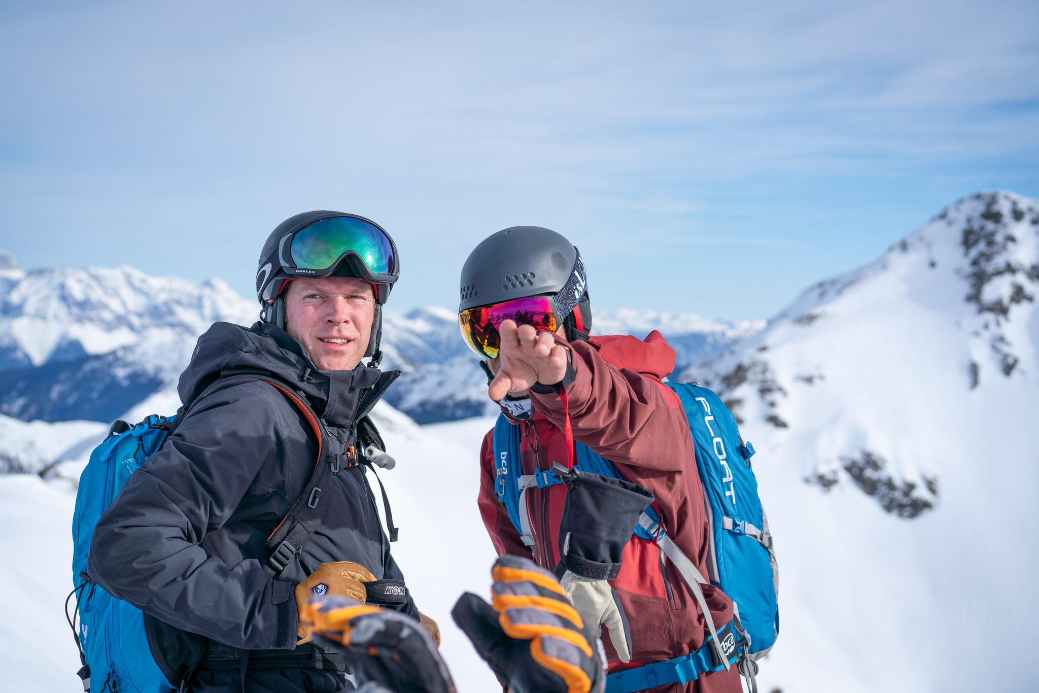 Freeride Guiding Obertauern Season 19/20