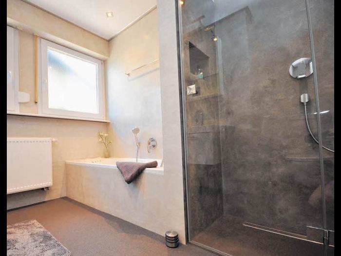 Kalk marmor putz bad wohn design for Marmorputz badezimmer