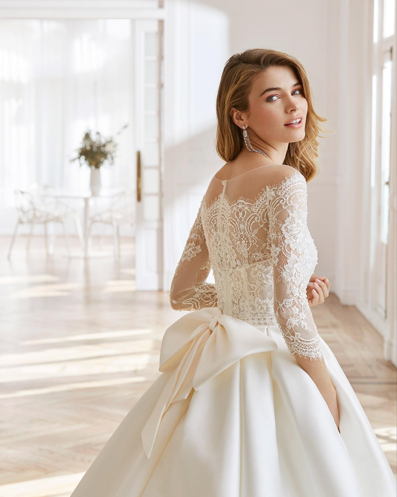 アイラバルセロナ ウェデイングドレス2021 販売