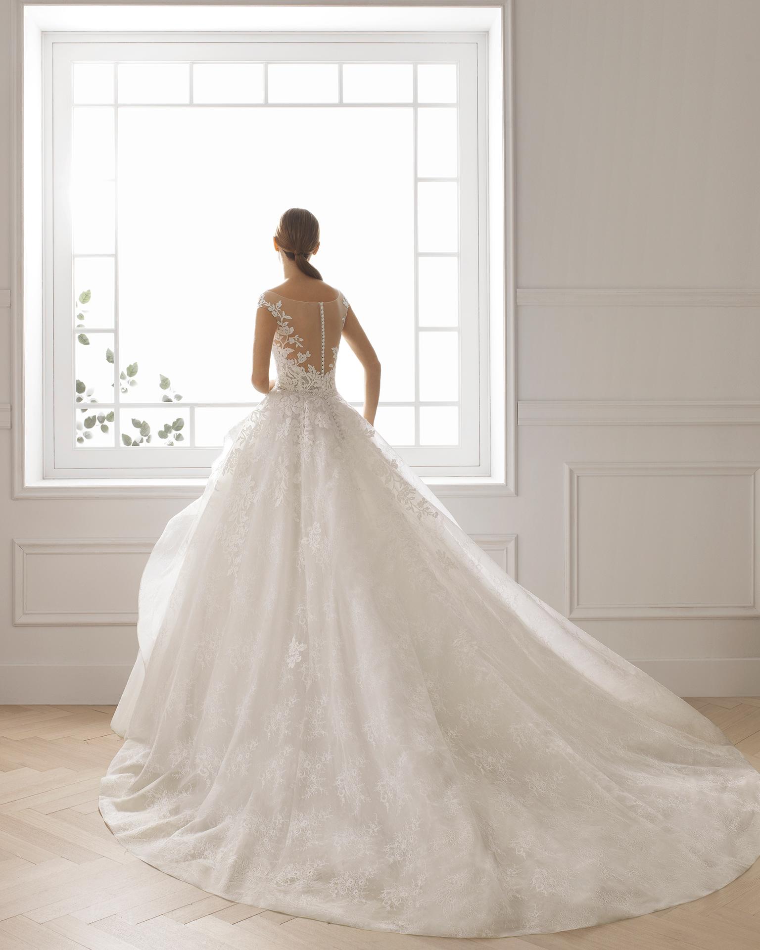 アイラバルセロナ ウェデイングドレス2021