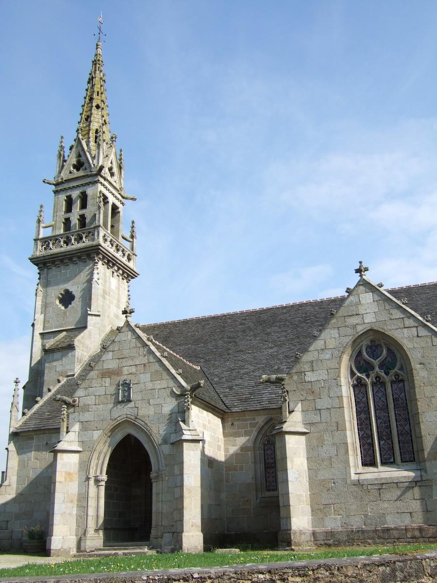 Le Porche Sud de l'église