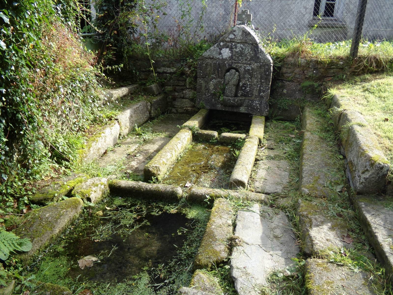 La fontaine Saint Jean