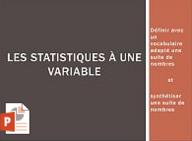 maths les statistiques mathsciences35. Black Bedroom Furniture Sets. Home Design Ideas