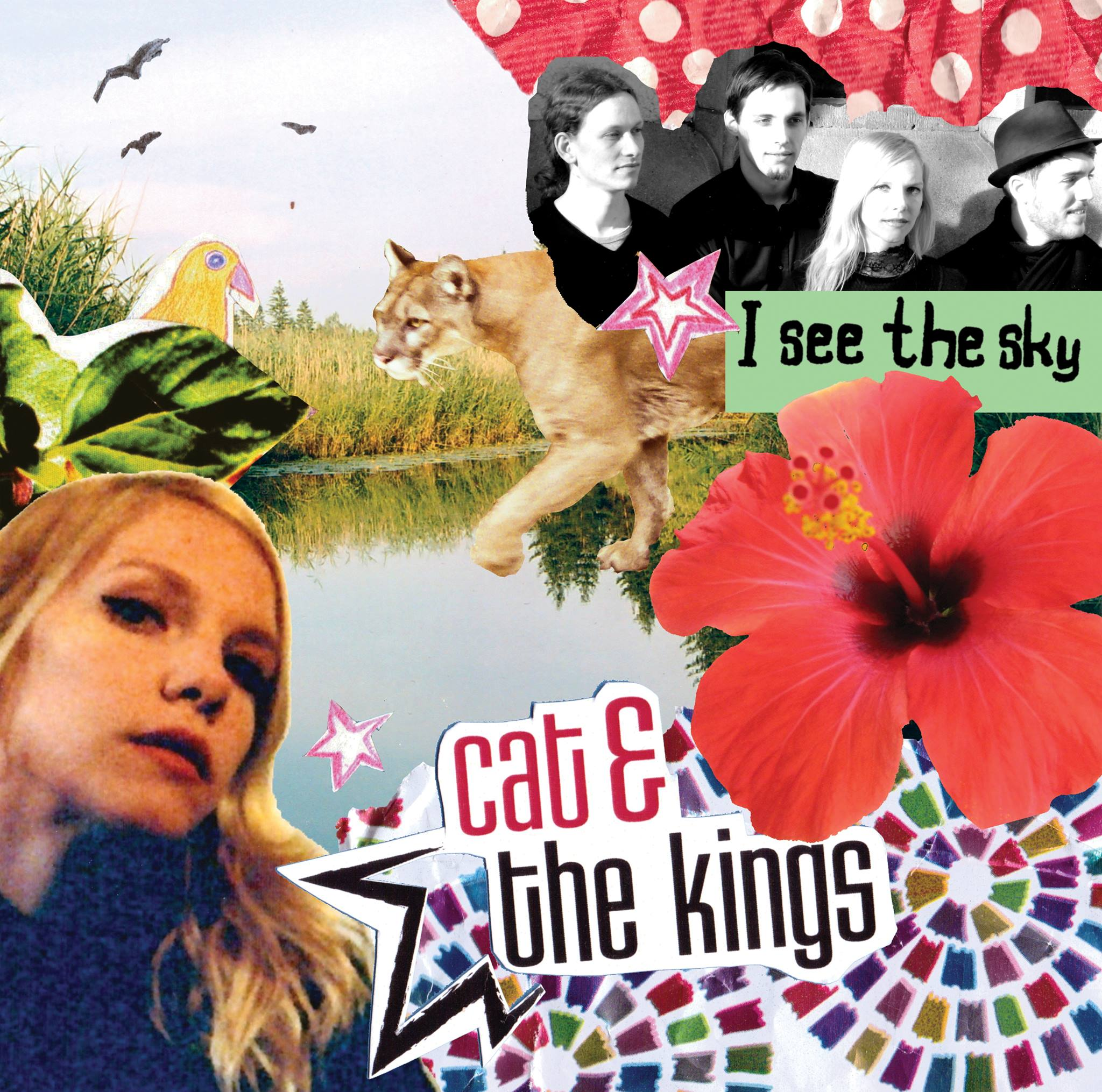 Cat & The Kings EP 2015