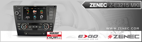 Zenec ZE-NC4121D – maßgeschneidert für Ihren HYUNDAI