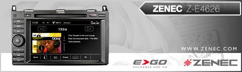Zenec ZE-NC3215 für BMW E90, E91, E92, E93