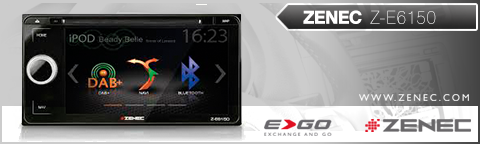 Zenec ZE-NC3811D – perfekte Integration in Ihren FORD Focus I Mondeo I S-Max I Galaxy Facelift