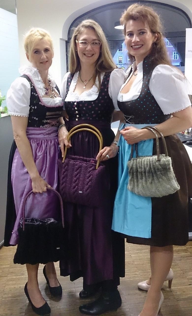 Ing. Theuerweckl-Stifter, Susanne Ball, Elke Wainig