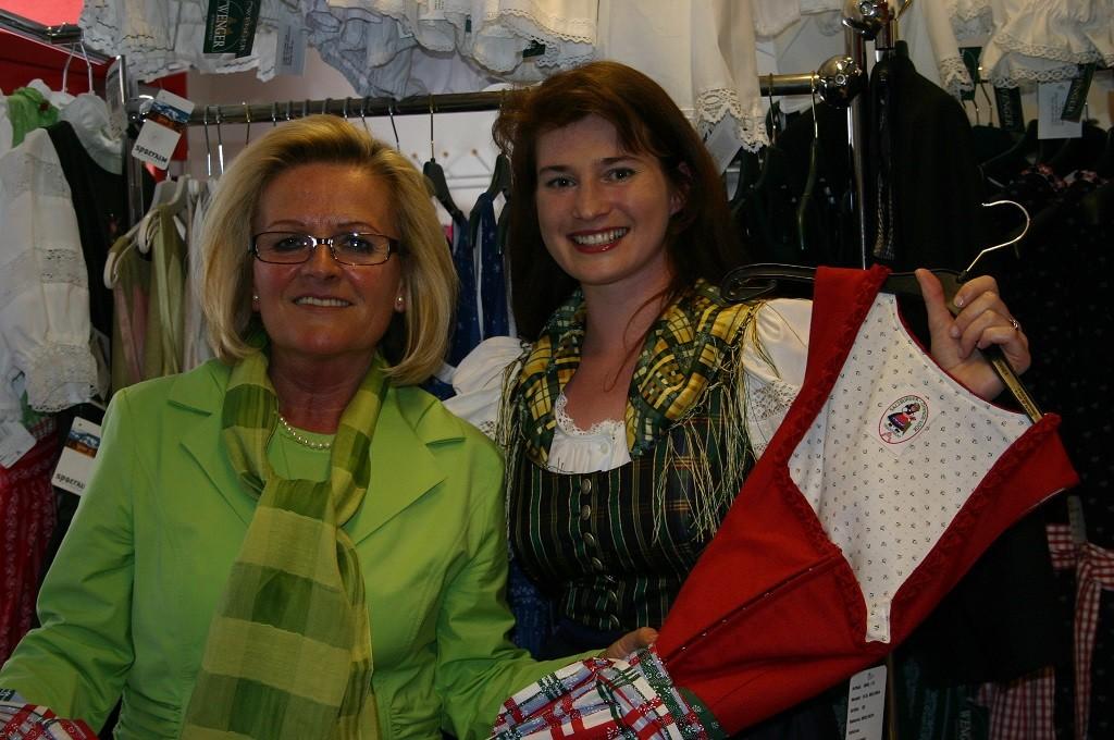 1. Eröffnung mit Frau Bgm. Dierdorf