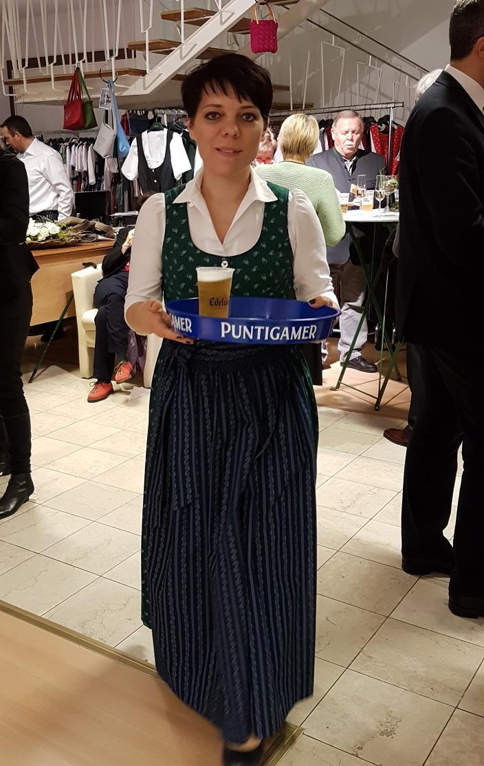 Eröffnung Rosengasse 14: Brauunion Bier