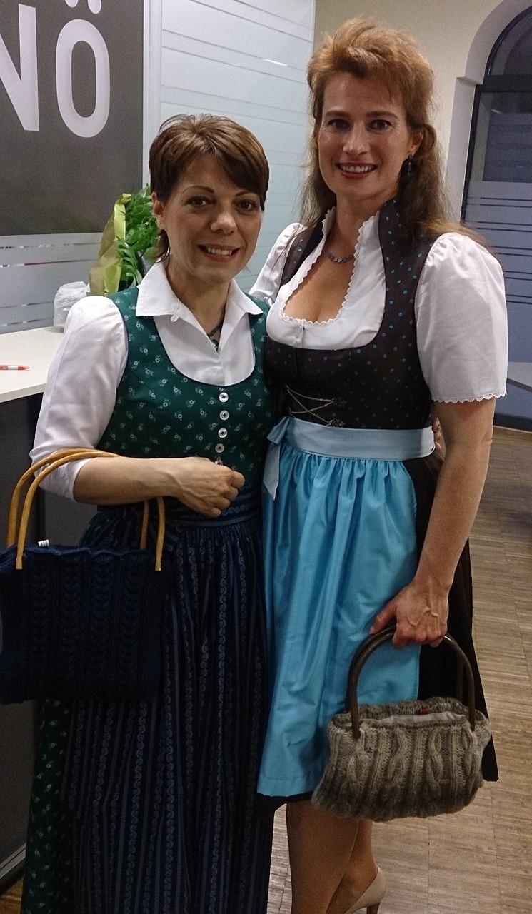 Sibylle Schuster, Elke Wainig