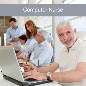 Computer Kurse für Senioren Generation 50 Plus