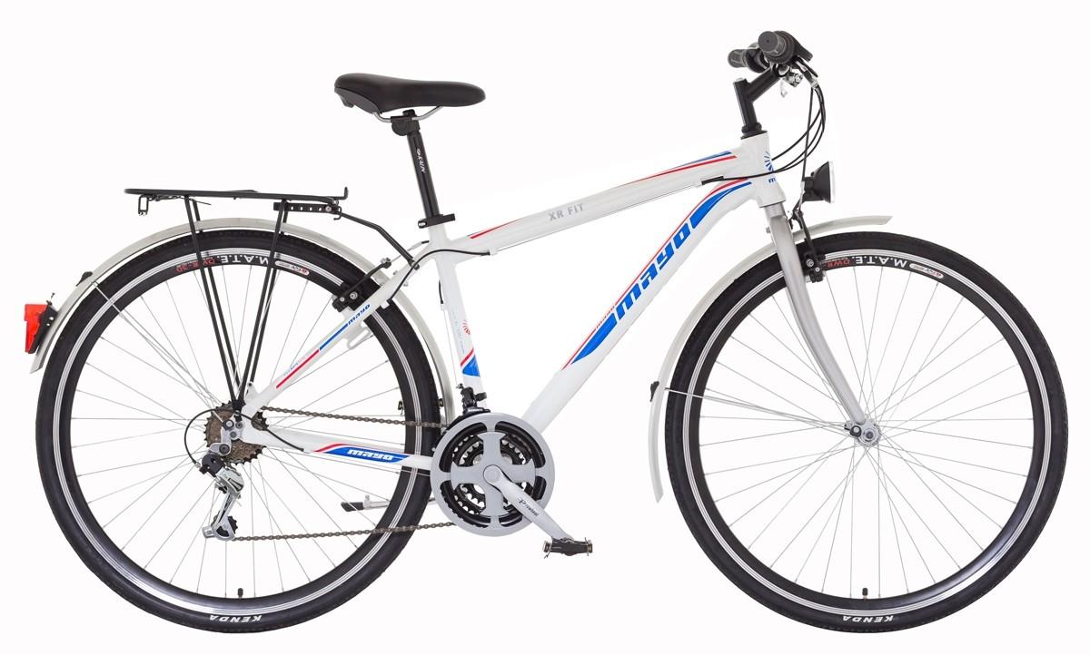 TREK Bike 28 Zoll Fahrrad, ALU Rahmen, 18 Gang Shimano, NEU