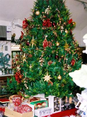 スイートクリスマスカンパニー メインツリー