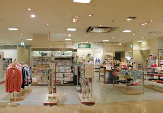 手芸用品専門店 横浜コットンハリウッド 東戸塚西武店