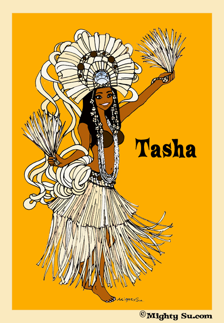 Tahitian Tasha