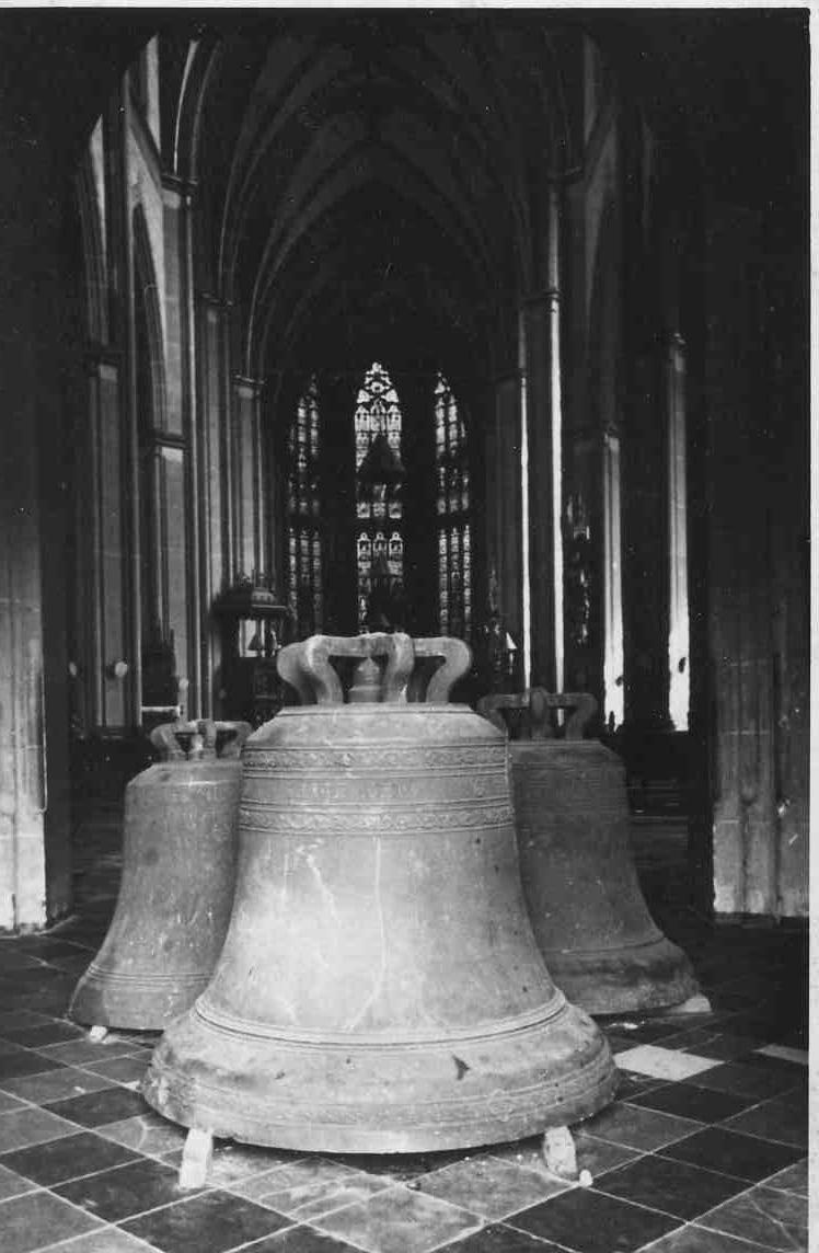 Beschlagnahme der Glocken 1942