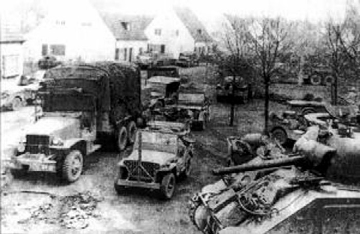 Besetzung Rösler-Siedlung