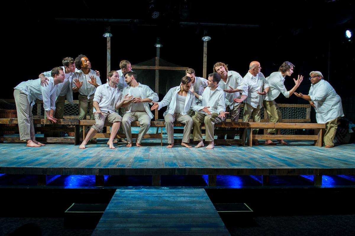 """MiniReview: """"Corpus Christi"""" by Terrence McNally"""
