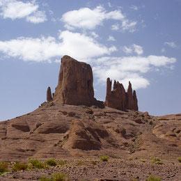 Trekking masivo del  Saghro